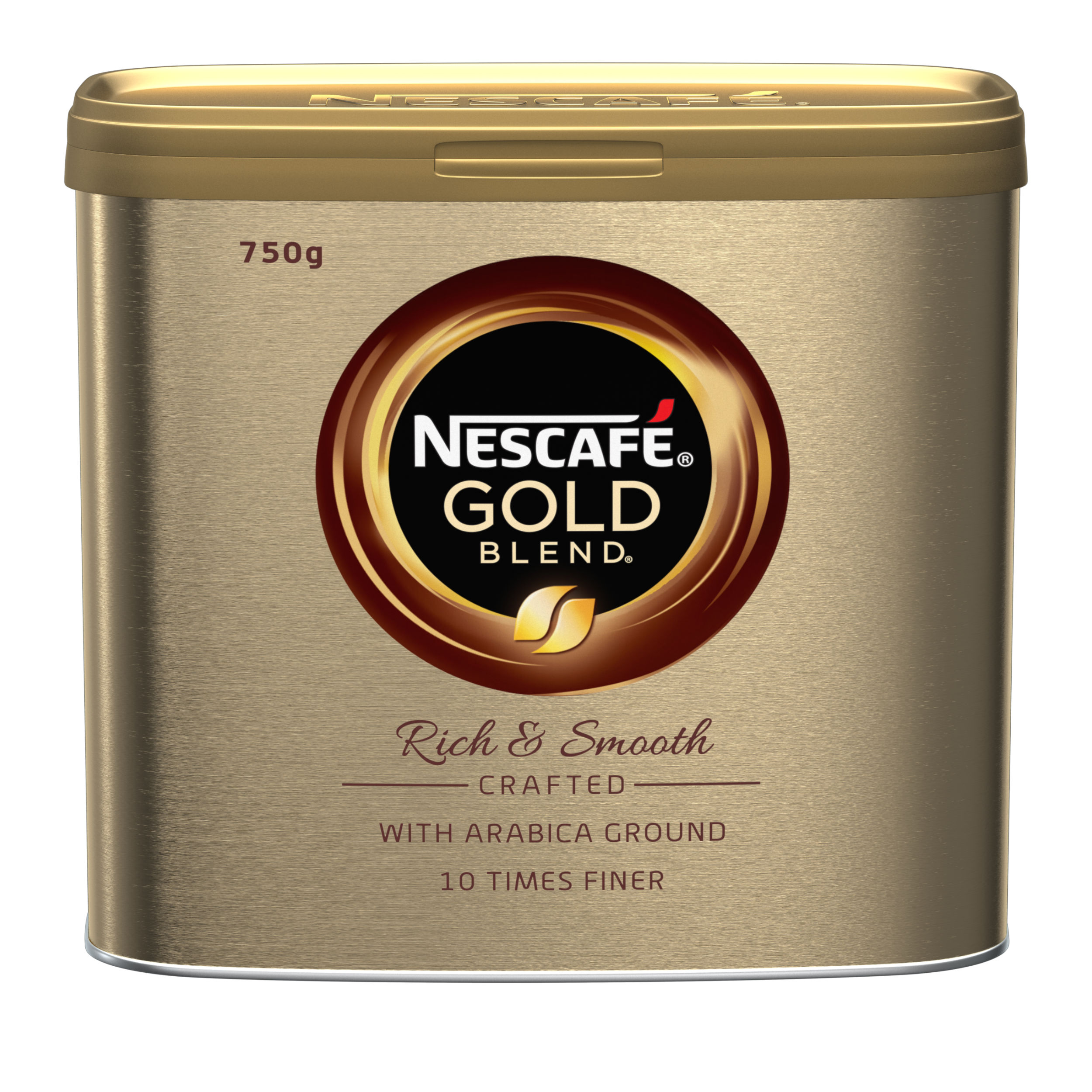 Nescafe Gold Blend Instant Coffee Tin 750g Ref 12339209