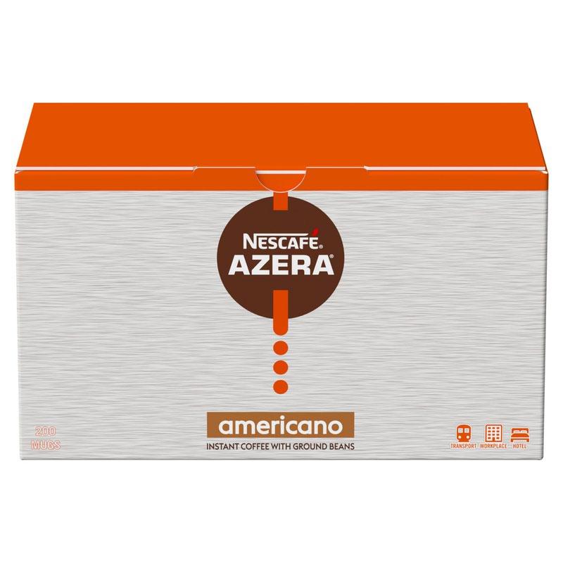 Coffee Nescafe Azera Barista Style Instant Coffee 500g