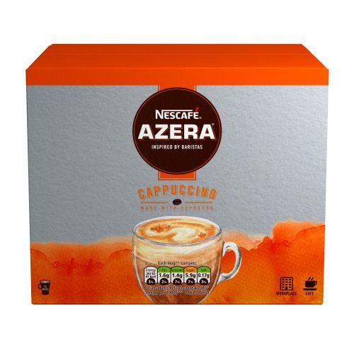 NESCAFE Azera Cappuccino Sachets (35) 12366624