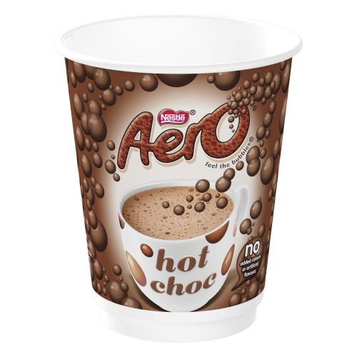 NESCAFE & GO Aero Hot Chocolate Drink (8)