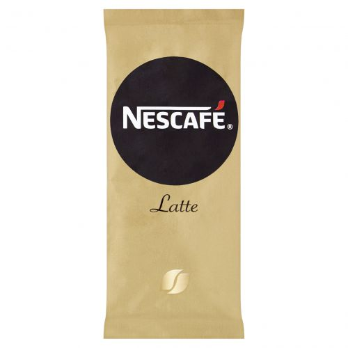 Nescafe Gold Latte Instant Coffee Sachets One Cup Ref 12314884 [Pack 40]