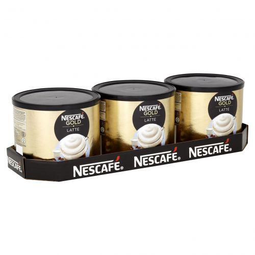 Nescafe Gold Latte Instant Coffee 1kg Ref 12314885