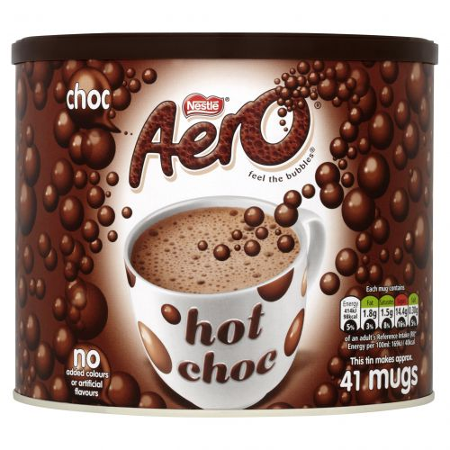 Aero Hot Chocolate Drink 1kg