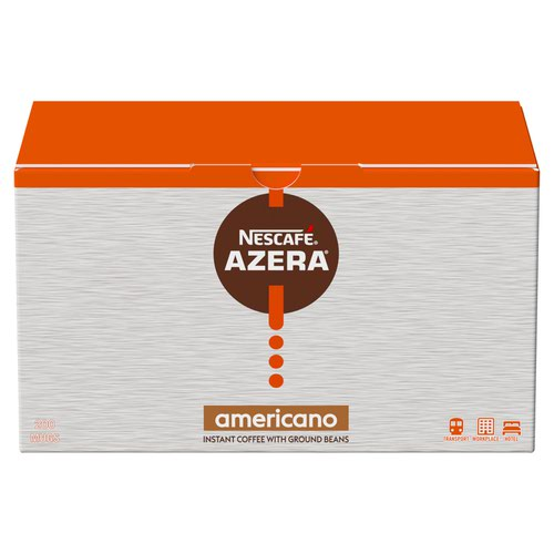 Nescafe Azera Instant Coffee 500g (Pack 3)