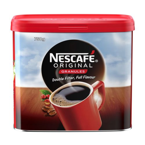 Nescafe Original 750g PK6