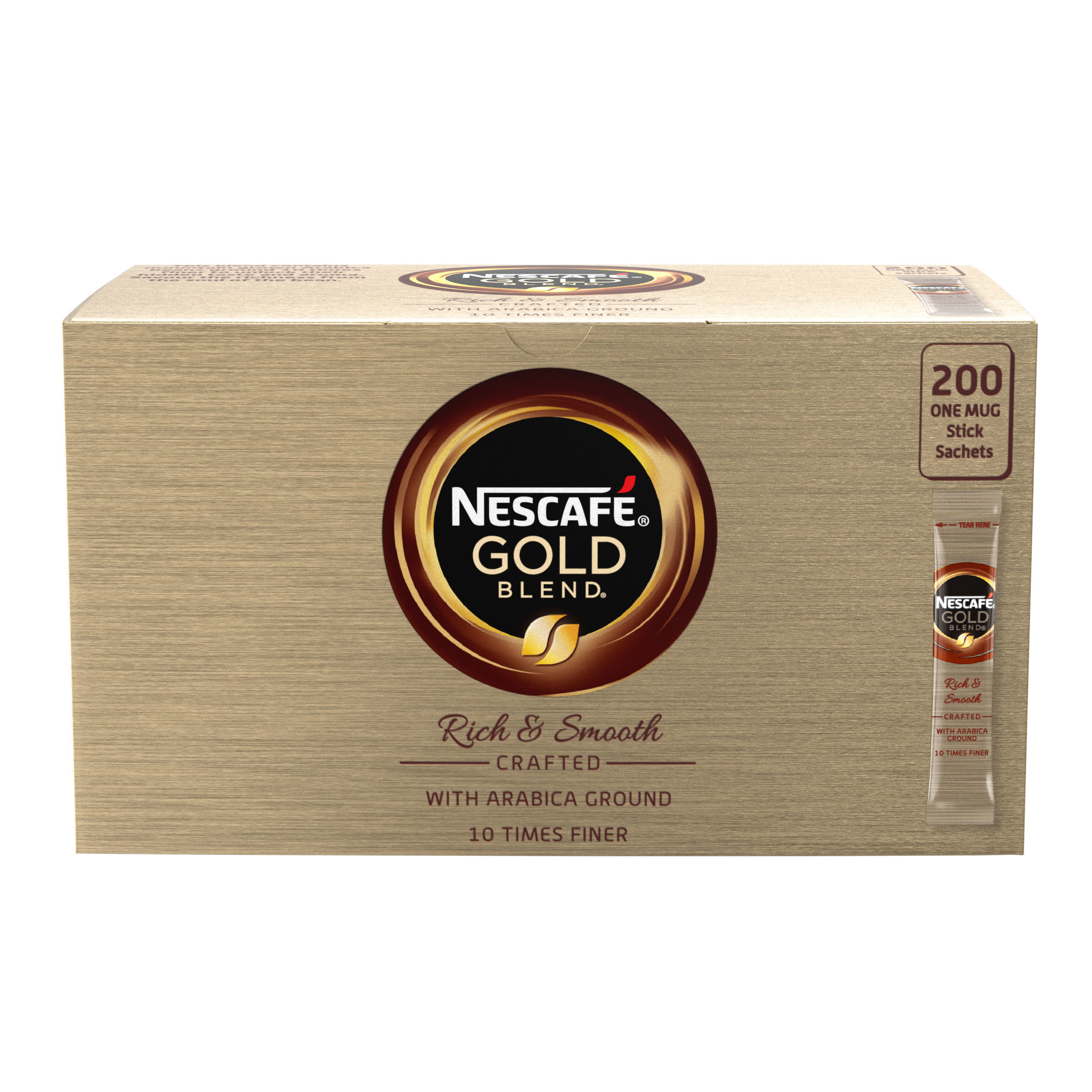Nescafe Gold Blend Stick PK200