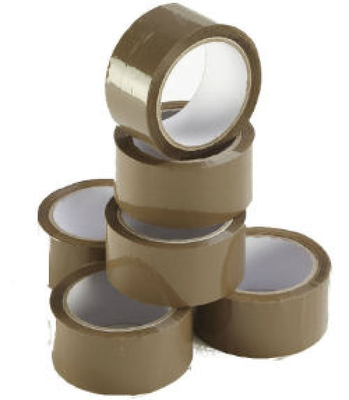 Image for 2252 48mm x 66m NTS Brown Packaging Tape