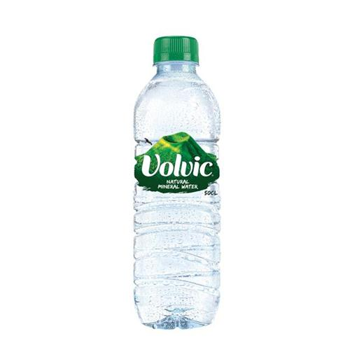 Volvic Natural Mineral Water Bottle Plastic 500ml Ref 02210 [Pack 24]