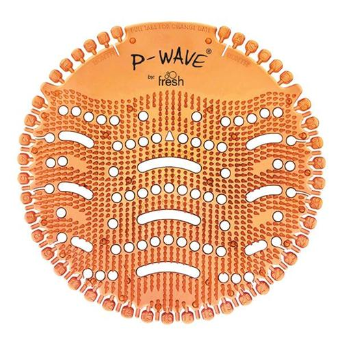 P-Wave Urinal Screens Mango Ref WZDS60MG Pack 10