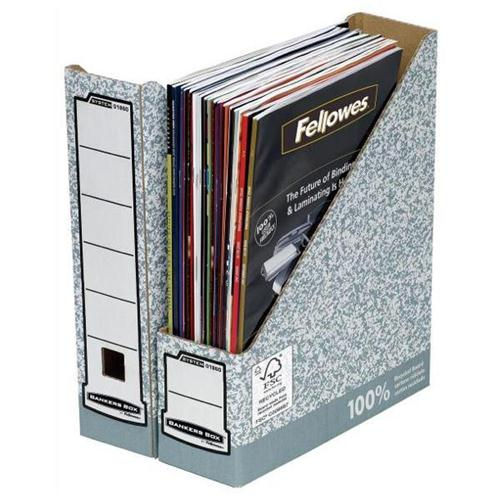 Browse Products Magnificent Bankers Box Magazine Holders