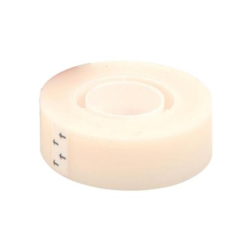 5 Star Office Invisible Matt Tape Write-on Type-on 19mm x 33m [Pack 16]