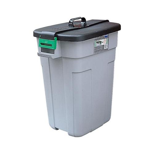 Dustbin Polypropylene with Easy Grip Handle 90 Litres