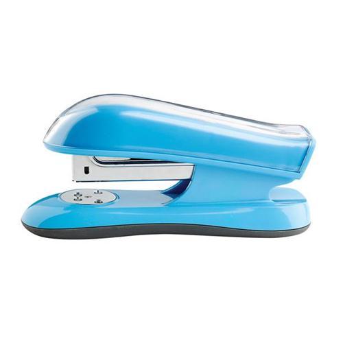 Rexel JOY Stapler Half Strip Capacity 20 Sheets Blissful Blue Ref 2104023