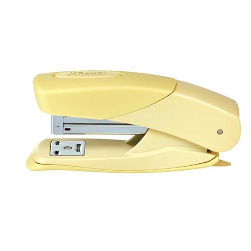 Rexel Matador Half Strip Stapler Lemon Ref 2104381