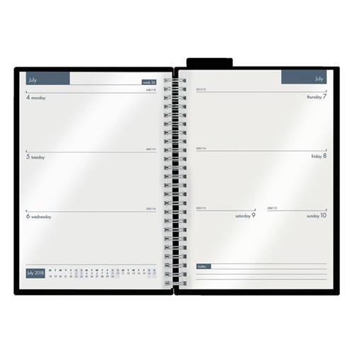 Collins 2018/19 Academic Diary Week To View A5 Assorted Ref FP53M 2019