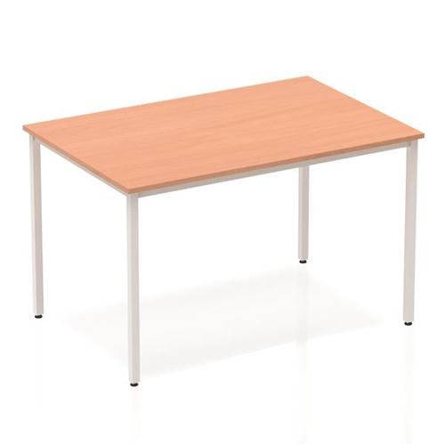 Trexus Rectangular Table Box Frame 1200mm Beech