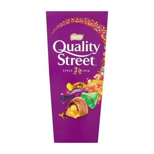 Nestle Quality Street Assorted Chocolates Box 265g Ref 12307619