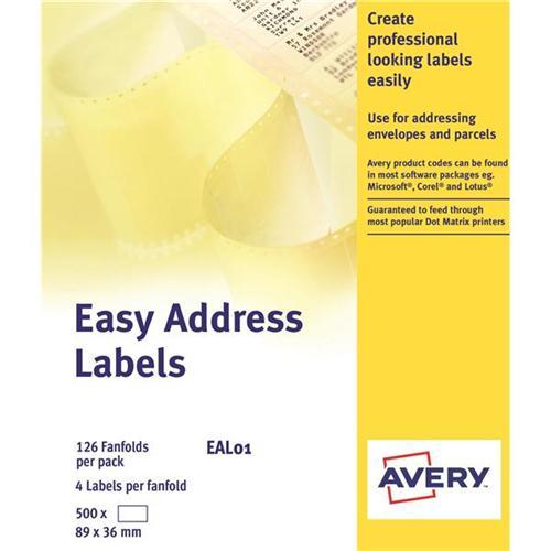Continuous Labels