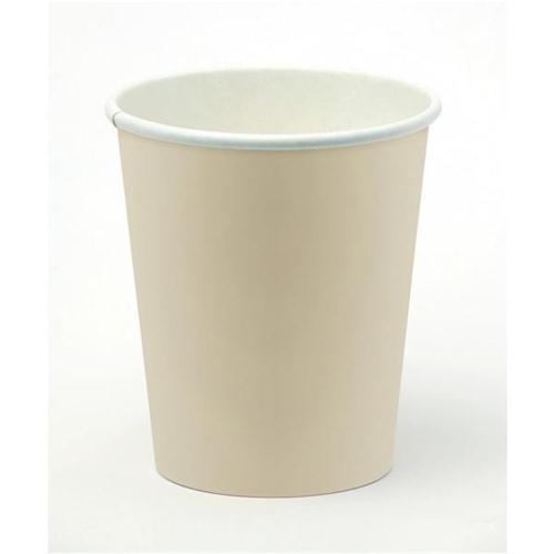 Paper Cup for Hot Drinks 8oz 250ml [Pack 50]