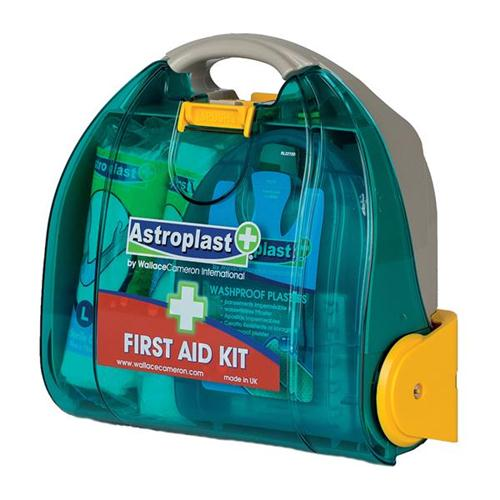 Wallace Cameron Bambino Compact 5 First Aid Kit with Micro Plaster Unit 5 Person Ref 1002332