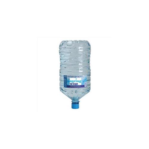 Spring Water Bottle Recyclable for Office Water Cooler Systems 15 Litre Ref VDBW15