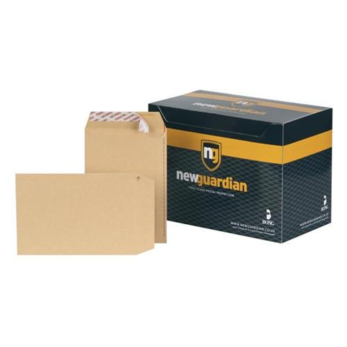 New Guardian Envelopes Heavyweight Pocket Peel and Seal Manilla C5 [Pack 250]