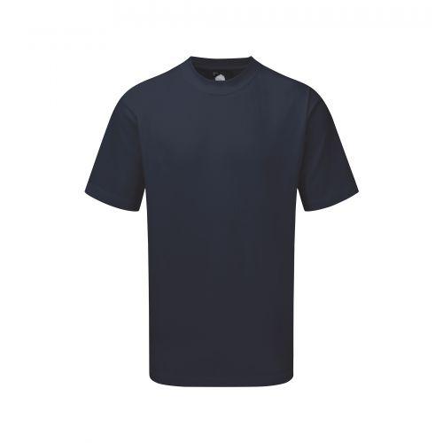 Goshawk Deluxe T-Shirt - 5XL - Navy