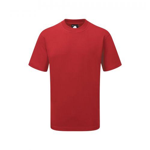 Goshawk Deluxe T-Shirt - M - Red