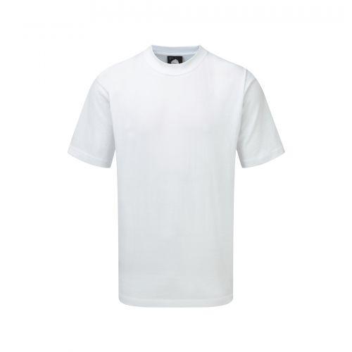 Goshawk Deluxe T-Shirt - XS - White