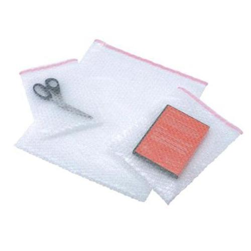 Jiffy Bubble Pouches Protective Self Seal 380x435mm Clear Ref BBAG38203 [Pack 100]