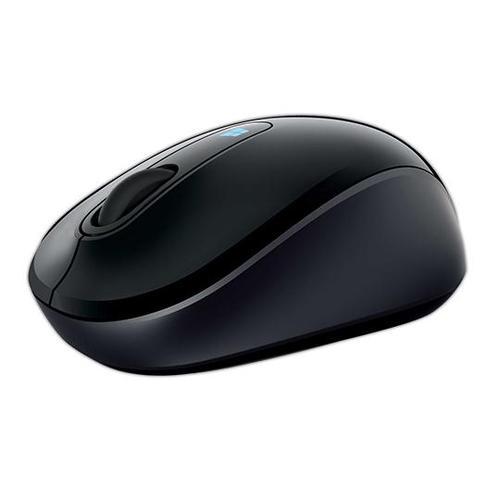 Microsoft Sculpt Mobile Mouse Optical Wireless Both Handed Black Ref 43U-00003