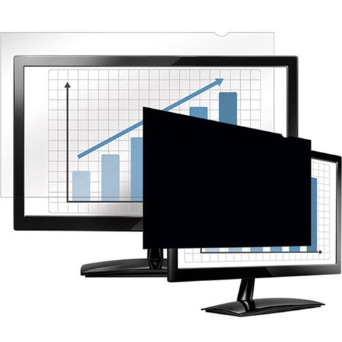 Fellowes Blackout Privacy Filter 24in Widescreen 16:9 Ref 4811801