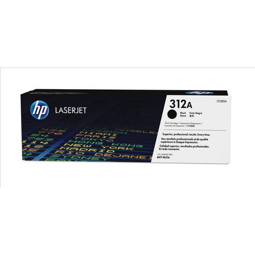 HP 312A Laser Toner Cartridge Page Life 2280pp Black Ref CF380A