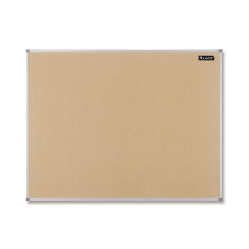 Nobo Basic Cork Board Aluminium Frame 1200x900mm Ref 1904064