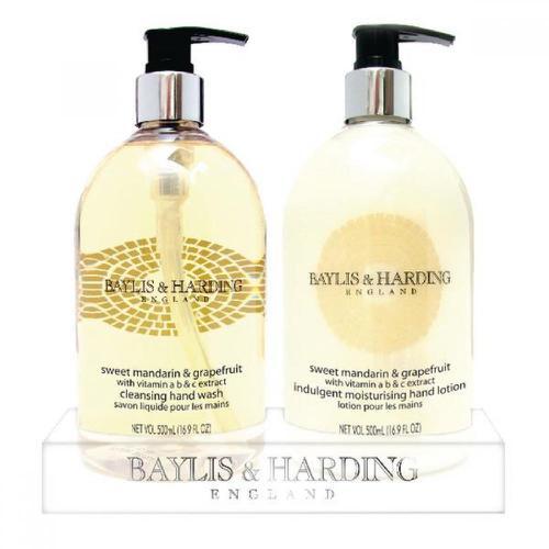 Baylis & Harding Hand Wash Set Mandarin & Grapefruit Ref 0604267