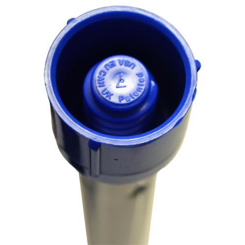 Scott Young Research Interchange Aluminium Mop Handle Blue Ref MHACB