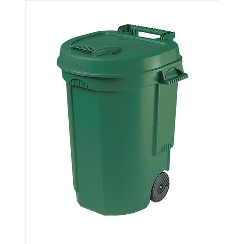 Dustbin with Wheels 110 Litres