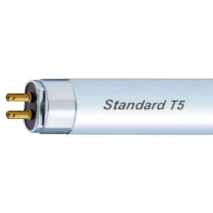 Tungsram 6W T5 Mini 212mm Linear Fluorescent Tube Dim 260lm EEC-A CoolWhite Ref39445 *Upto 10DayLeadtime*
