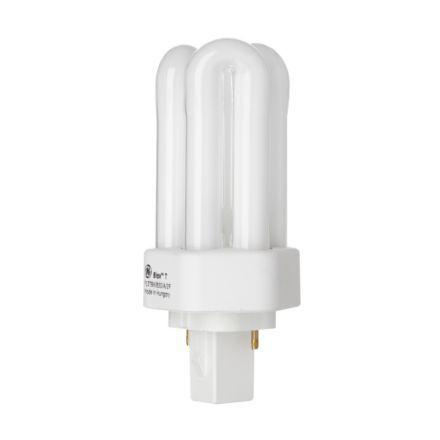 Tungsram 13W 2pin Hex Plug in GX24d-1 Fluo Bulb 900lm 91V EEC-B WarmWhite Ref35966 *Upto 10 Day Leadtime*