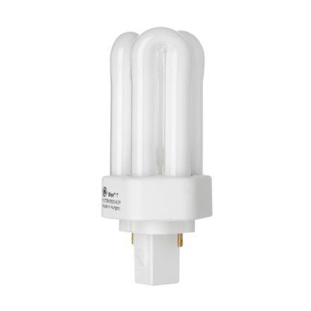 Tungsram 13W 2pin Hex Plug in GX24d-1 Fluo Bulb 900lm 91V EEC-B CoolWhite Ref35941*Upto10Day Leadtime*