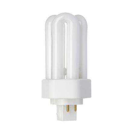 Tungsram 13W 4pin Hex Plug-in GX24q-1 Fluo Bulb Dim 900lm 91V EEC-A WarmWhite Ref34395*Upto10DayLeadtime*
