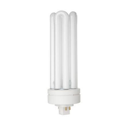 Tungsram 57W 4pinOct Plugin GX24q-5 Fluo Bulb Dim 4300lm 175V EEC-A ExtWrmWht Ref45213*Upto10DayLeadtime*