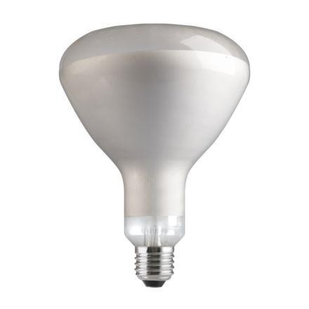 Tungsram 150W Infrared E27 Reflector Incandescent Bulb Dim 240V Clear Ref28720 *Up to 10 Day Leadtime*