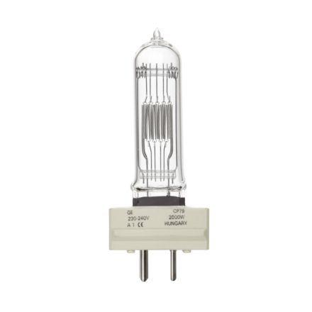 Tungsram 2000W Single Ended Halogen GY16 Showbiz Lamp 54000lm EEC-C Ref88503 *Up to 10 Day Leadtime*