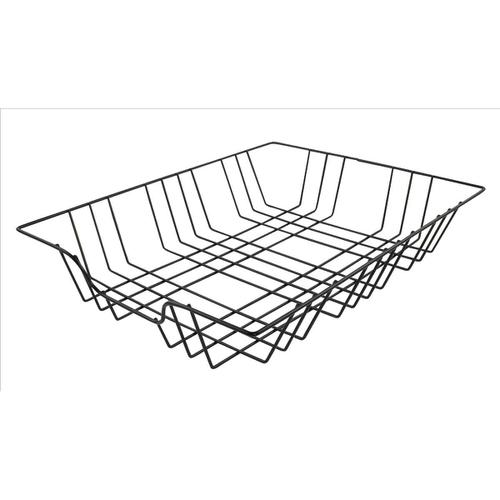 Letter Tray Wire A4 Black Ref 999BK