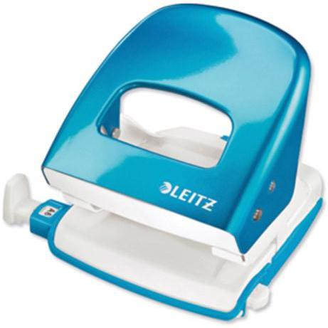 Leitz NeXXt WOW Hole Punch 3mm 30 Sheet Blue Ref 50081036L [REDEMPTION] Apr-Jun20
