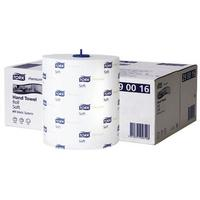 Tork Matic H1 Advanced Soft Hand Towel Roll 2 Ply 210mmx100m 408 Sheets per Roll Ref 290016 [Pack 6]