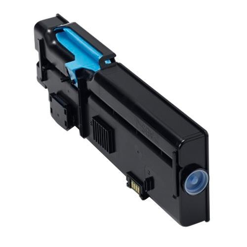 Dell 488NH Laser Toner Cartridge Page Life 4000pp Cyan Ref 593-BBBT