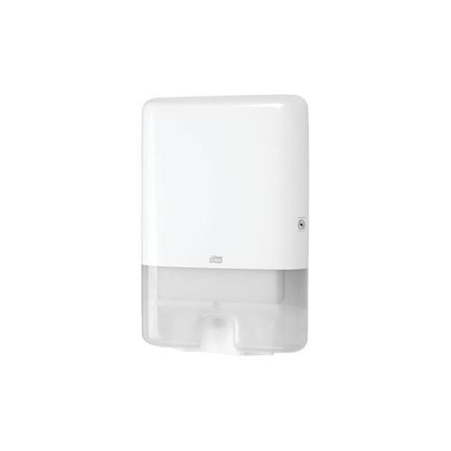 Tork Xpress Multifold Hand Towel Dispenser W302xD102xH444mm Plastic White Ref 552000