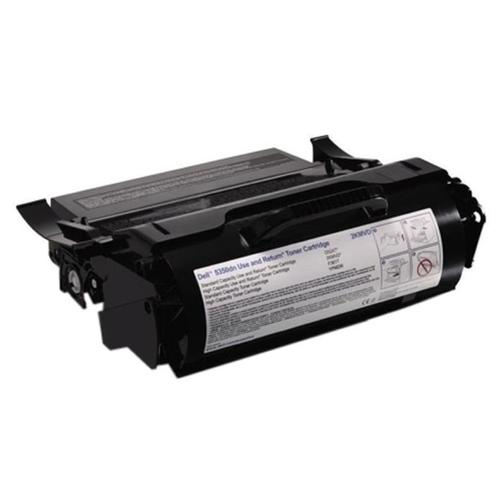 Dell JN4WK LaserTonerCart HighYield PageLife 30000pp Use&Return Black Ref 593-11052 *3to5 Day Leadtime*